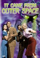 Book Jacket for: It came from outer space ;