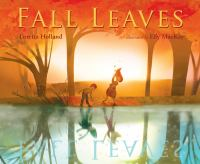 Book Jacket for: Fall leaves