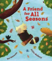 Book Jacket for: A friend for all seasons