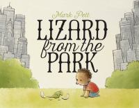 Book Jacket for: Lizard from the park