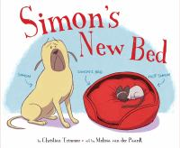 Book Jacket for: Simon's new bed