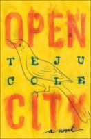 Open City, by Teju Cole