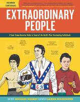 Extraordinary people : a semi-comprehensive guide to some of the world's most fascinating Book Cover